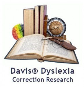 Davis Dyslexia Correction Research